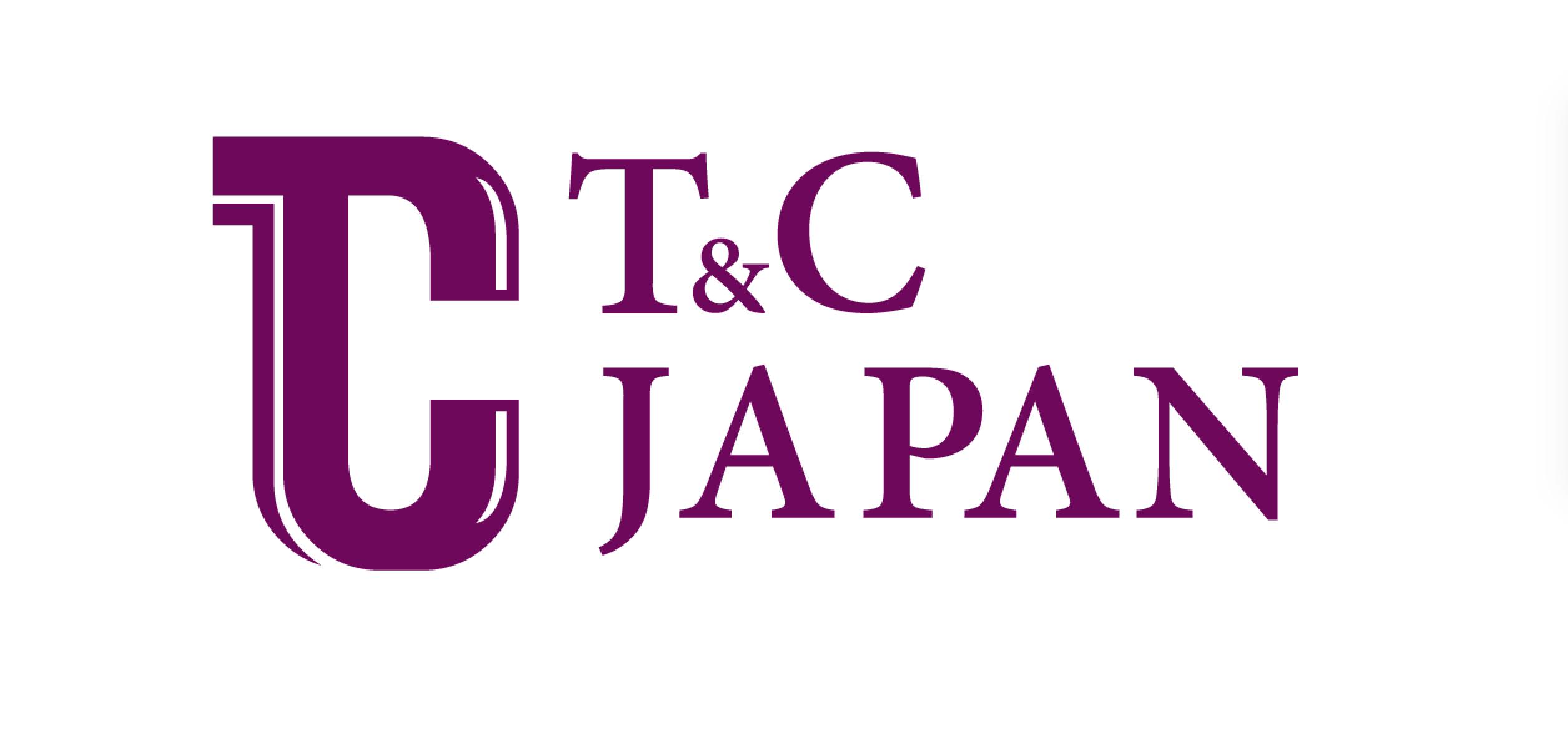 T&C JAPAN LOGO